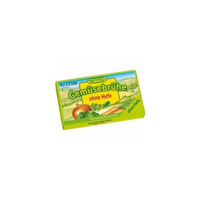 Zöldségleveskocka él.nélk. BIO 8x10,5g