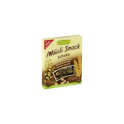 Müzliszelet csokoládés (4db) BIO 116g
