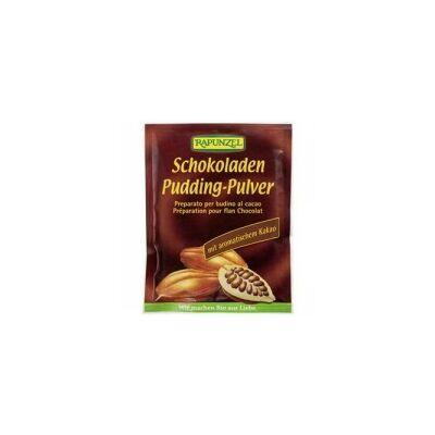 Pudingpor csokoládés BIO 43g Rapunzel