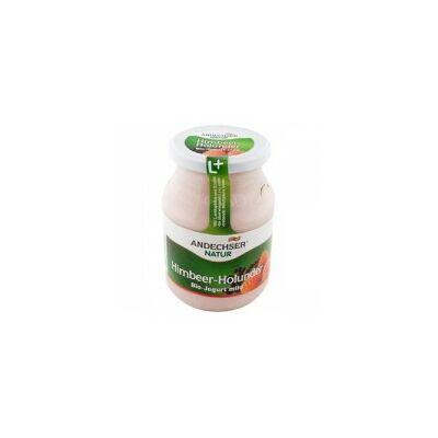 Joghurt (málna-bodza) BIO 500g Andescher