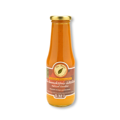 Homoktövis-alma-méz ivólé BIO 320ml Bert