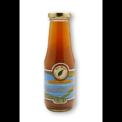 Őszibarack ivólé BIO 320ml Berta
