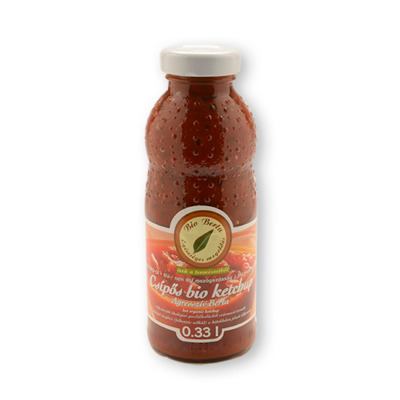 Ketchup csípős BIO 320ml Berta