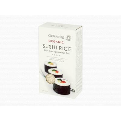 Sushi rizs BIO 500g Clearspring