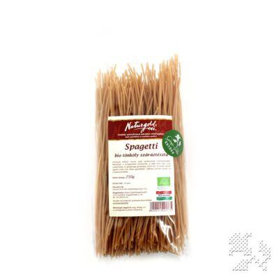 Tönköly tészta spagetti BIO 250g NaturG.