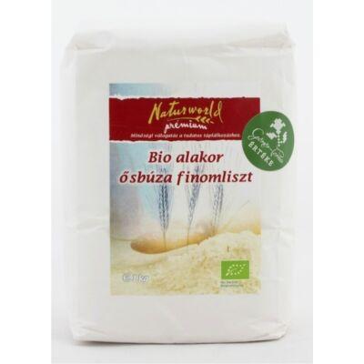 Alakor ősbúza liszt (fehér) 1kg Naturgol