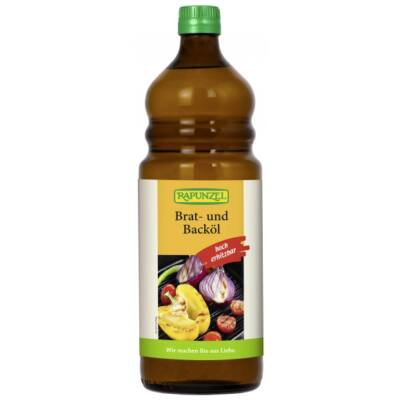 Sütőolaj BIO 1L Rapunzel