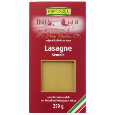 Lasagne (telj.kiőrl.) BIO 250g Rapunzel