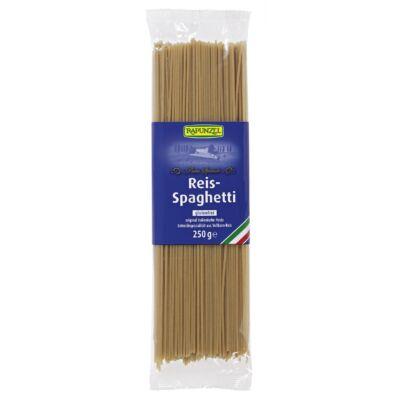 Rizs tészta spagetti TK BIO 250g Rapunze