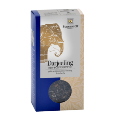 Darjeeling tea (szálas) BIO 100g Sonnen.