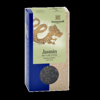 Jázmin zöld tea BIO 100g Sonnentor