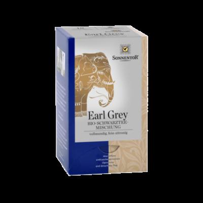Earl Grey fekete tea BIO 18x1,5g Sonnent