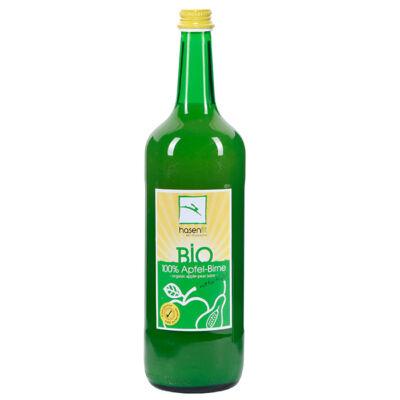 Alma-körte ivólé BIO 1L Hasenfit
