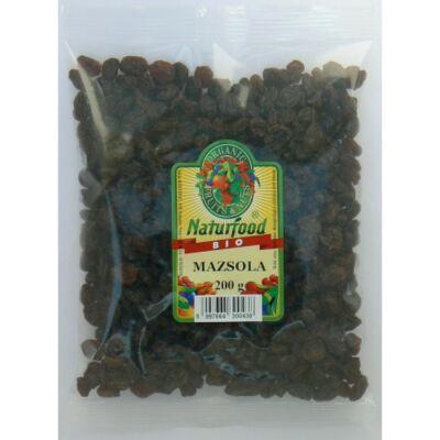 Mazsola BIO 200g Naturfood