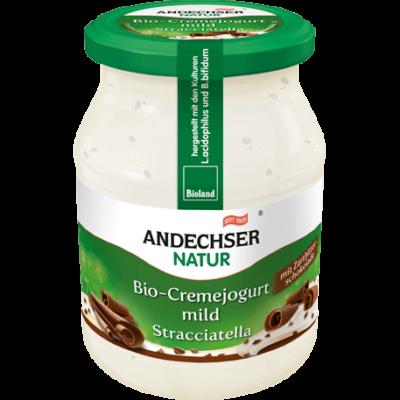 Joghurt (stracciatella) BIO 500g Andesc.