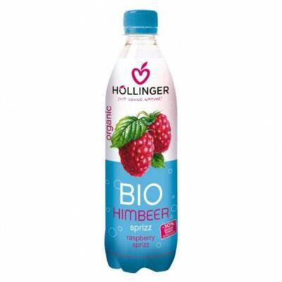 Szénsavas málna ital BIO 500ml Höllinger