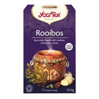 Rooibos tea BIO 20x1,5g YogiTea