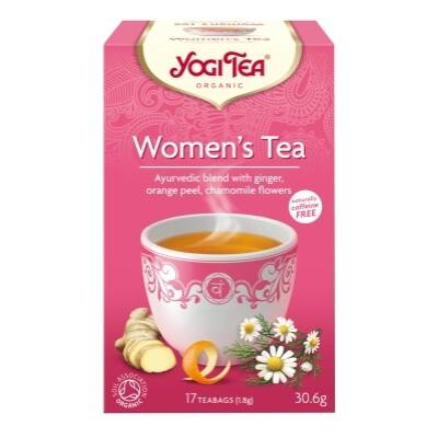 Női tea BIO 20x1,5g YogiTea