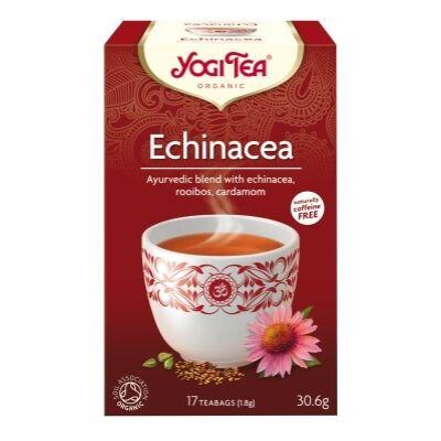 Echinacea tea BIO 17x1,8g YogiTea