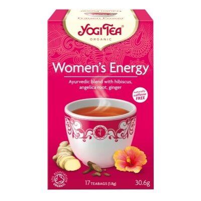 Női energia tea BIO 20x1,5g YogiTea