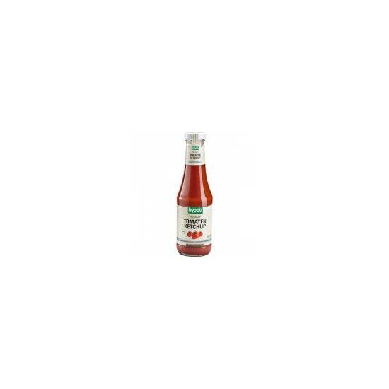 Ketchup agavésziruppal BIO 500ml Byodo