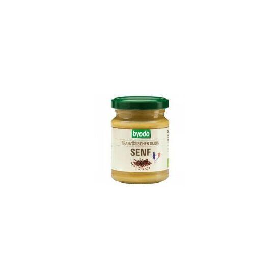 Dijoni francia mustár 125 ml BIO Byodo