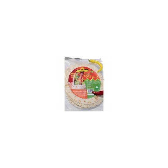 Tortilla lapok Vegán BIO 200g