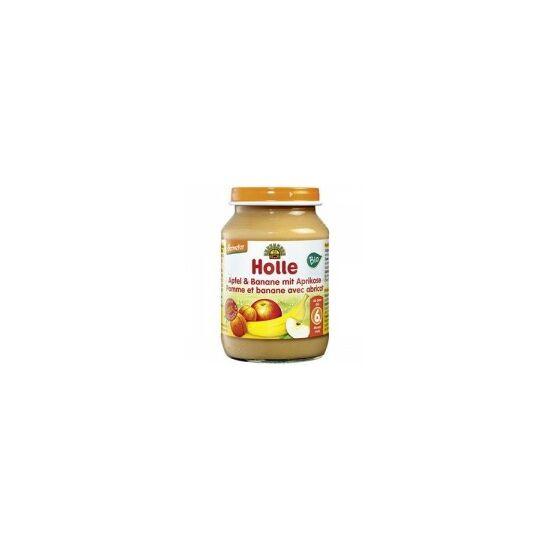 Bébiétel alma-banán-sárgabarack BIO 190g