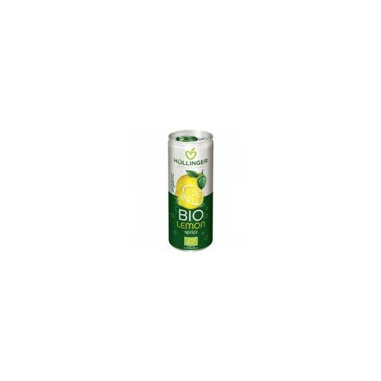 Szénsavas citrom ital BIO 250ml Höllinge