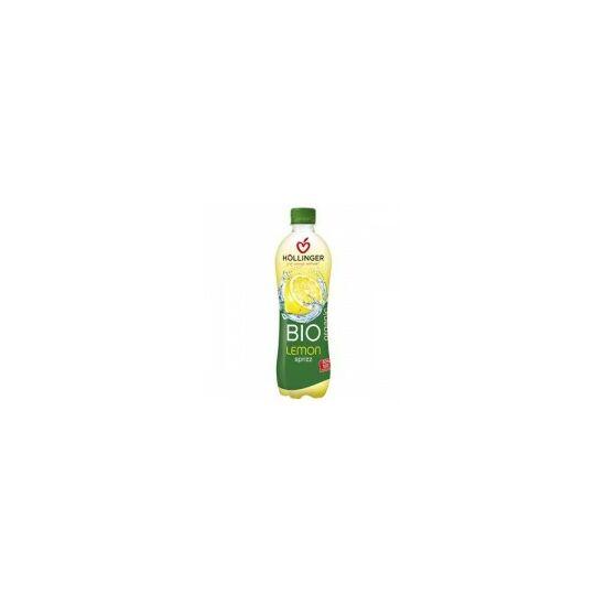 Szénsavas citrom ital BIO 500ml Höllinge