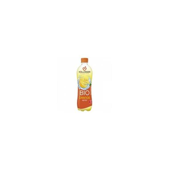 Szénsavas narancs ital BIO 500ml Höllinge