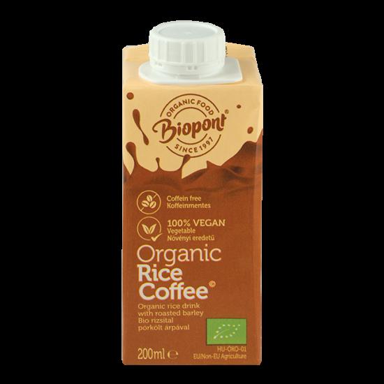 Rizs kávé BIO 200ml Biopont