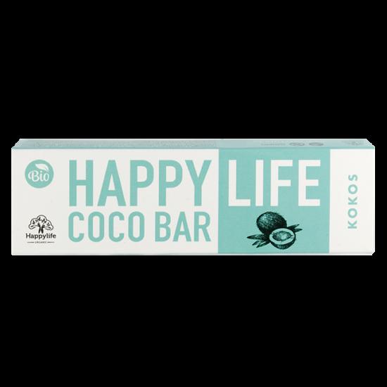 Coco Bar szelet (kókusz) BIO 40g