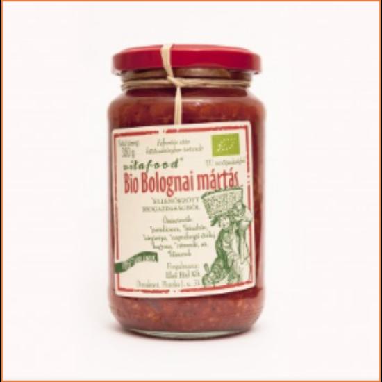 Bolognai mártás 350g BIO Vitafood