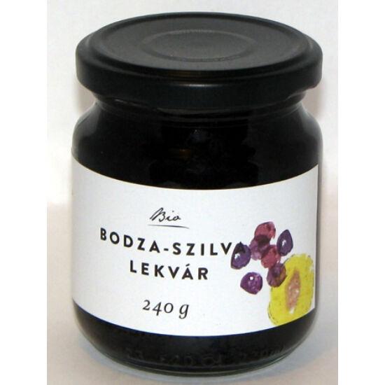 Bodza-szilva lekvár 240g BIO Öko Flóra