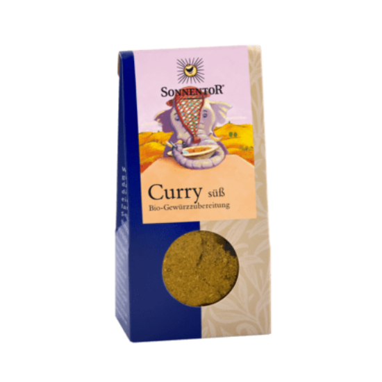 Curry édes 35g BIO Sonnentor